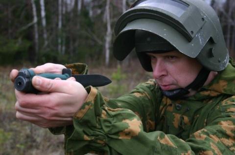 Нож Разведчика Стреляющий НР…