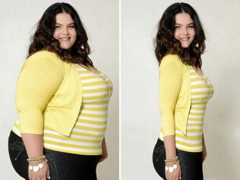 Похудей и стань красавицей