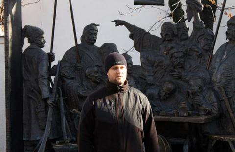 Чеченцы пытались живьем зако…