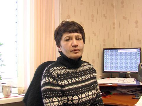 Irina Shakhnovskaya
