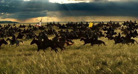 Кровавый след Чингисхана