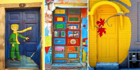 Интересные факты о дверях (часть 3)
