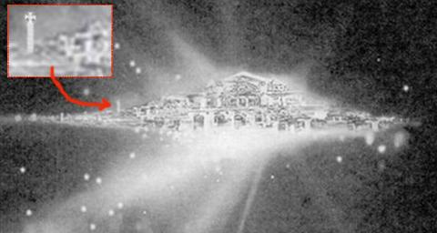 обитель бога в космосе фото