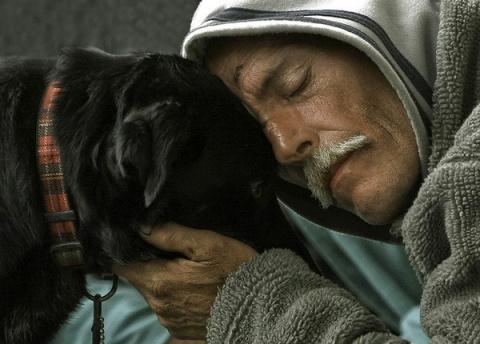 Он ни о чём не подозревал, когда забирал собаку из приюта. Но потом обнаружилось нечто шокирующее...