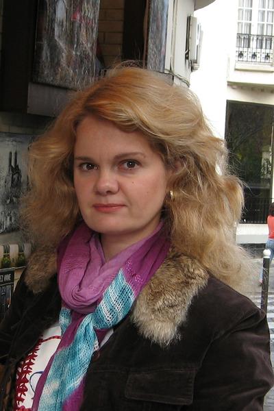 Оксана Карушева (личноефото)