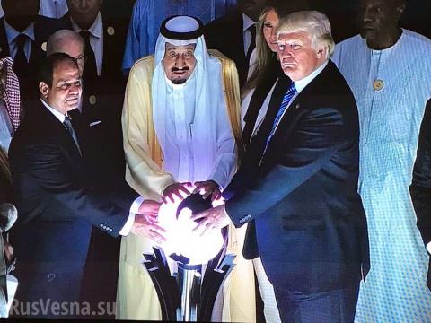 «Арабского НАТО» у Трампа не…