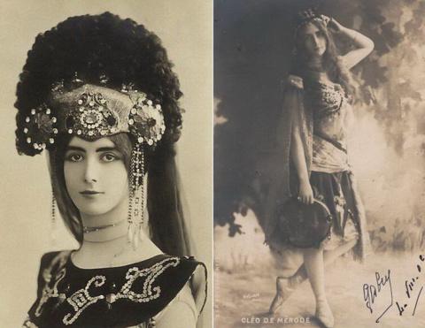 """Тайна Клео де Мерод: сластолюбивая куртизанка - танцовщица или оклеветанная """"открыточная мадонна""""?"""
