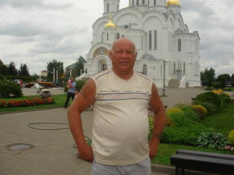 леонйд Сергеев