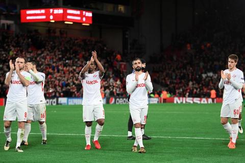 «Спартак» — это не позор. 7 голов от «Ливерпуля» ничего не значат