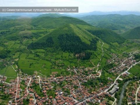Боснийские пирамиды - тайна под покровом земли