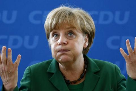 Ангела Меркель заявила о невозможности возвращения России в G8