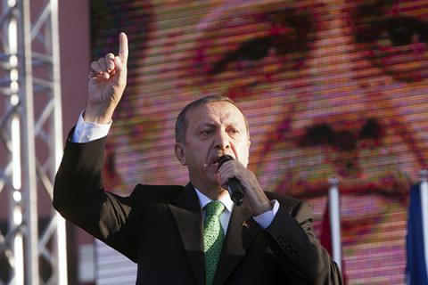 Эрдоган хочет изменить Турци…
