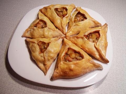 Эчпочмаки: национальное татарское блюдо - вкусно и не сложно