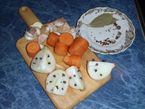 Pečeno vepřevo koleno или свиная рулька по чешским мотивам