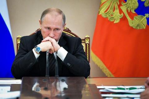 Focus Путин выставляет Запад…