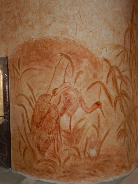 Картина из гипса на стене  видео 93