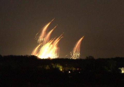ДНР: ОБСЕ необходимо зафиксировать применение украинскими силовиками фосфорных боеприпасов.