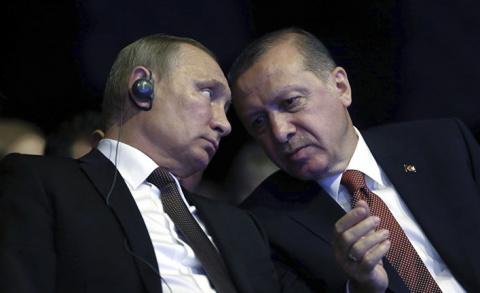 Турция и Россия плетут заговор.