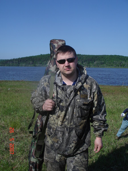 Александр Глушков