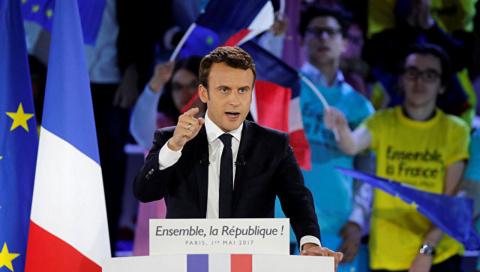 Экзитпол опубликовал первые итоги по выборам на заморских территориях Франции