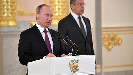Путин заявил о готовности России вернуться к меморандуму по Сирии