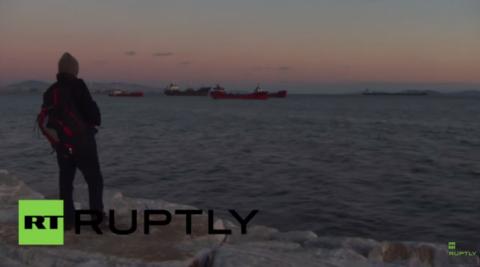 Турция нарушает международное право, ограничивая проход судов РФ через Босфор