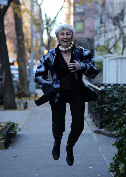 Бабушки, бабушки, бабушки-старушки...