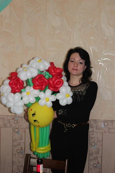 Арина Бронникова