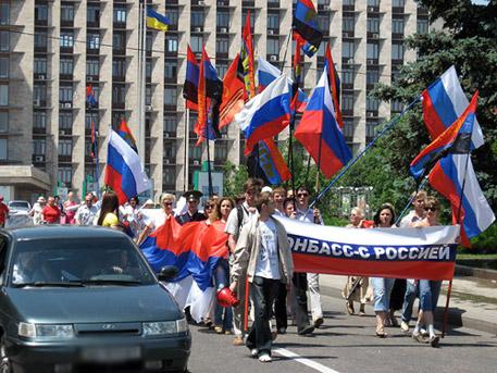 ДНР и ЛНР заявили, что хотят войти в Россию