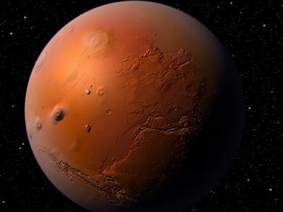 В древности на Марсе случилс…