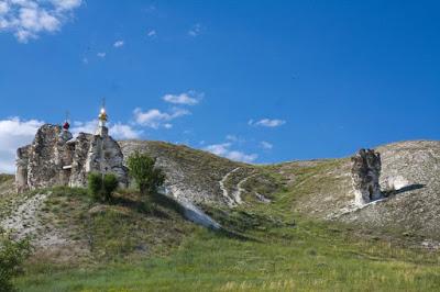 Пещерные монастыри в Воронеж…