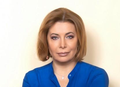 Украинская телеведущая Влаще…
