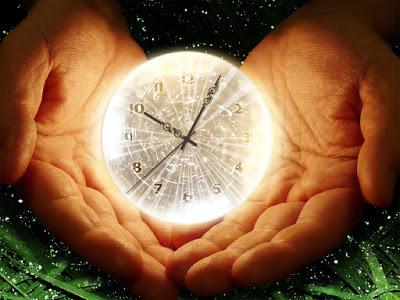 Время остановится навсегда