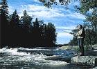 Отдых и рыбалка в Финляндии