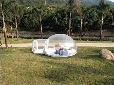 Прозрачная палатка для любов…