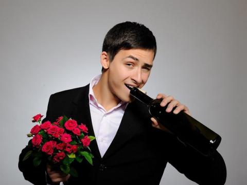 Как дарить цветы девушке (юмор)