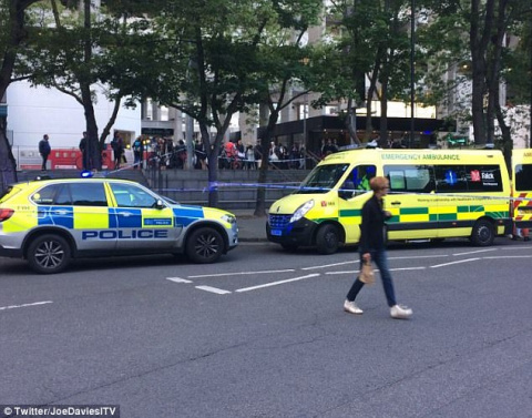Новая атака в Лондоне с прим…