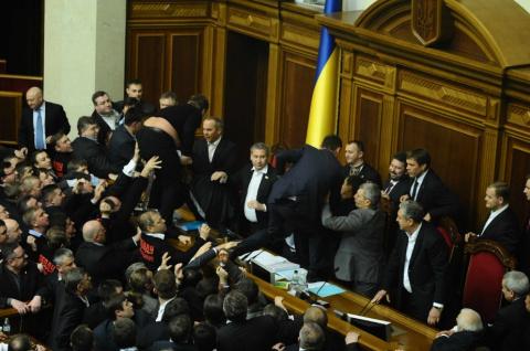 Донецк – замкнутый круг евро…