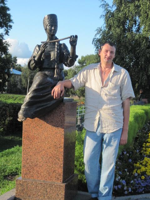 Николай Стриженов (личноефото)