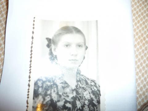Нина Суслова (Боровик)
