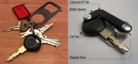 Ключниц много не бывает