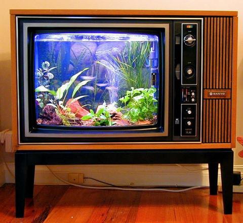 Что и как можно сделать из старого телевизора? Когда умелые руки лучше наличия денег
