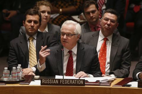 Новость дня! Чуркин против представителя Литвы! Битва не на жизнь!
