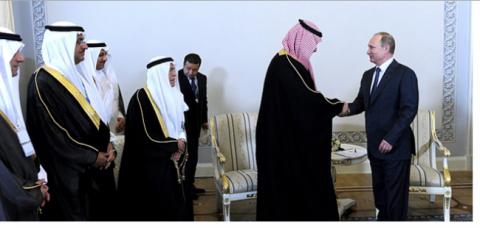 Евгений Сатановский: Саудиты испытали глубокое разочарование в Сочи 13.10.2015. Но такой в России президент