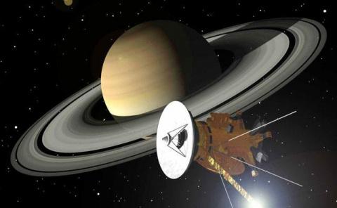 Две странные формации на Титане