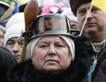 Я - киевлянка, за сегодняшний Киев мне стыдно.