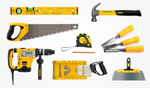 Необходимые инструменты для …