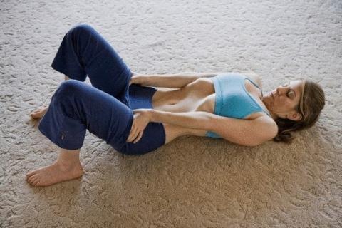 Одно-единственное упражнение, которое поможет подтянуть живот!