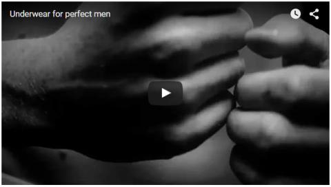 Долой Дэвида Бекхэма: в рекламе нижнего белья снялись обычные мужчины