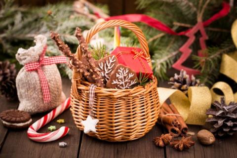 Вкусные подарки на Новый год: ТОП-8 рецептов